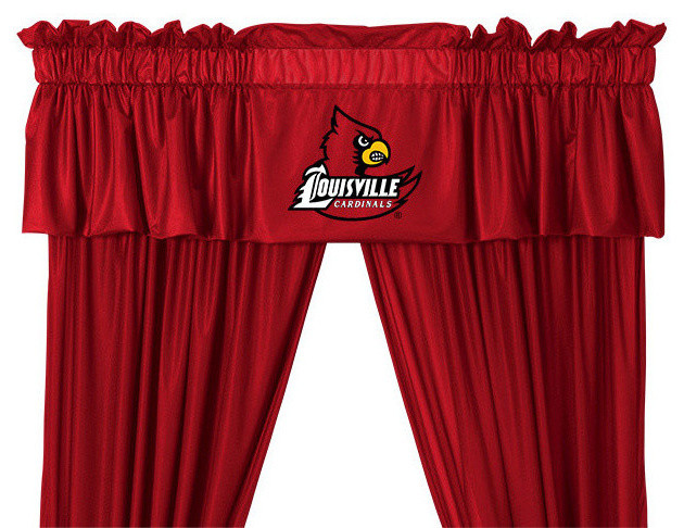 Ncaa Sports Team Valance, Louisville U.