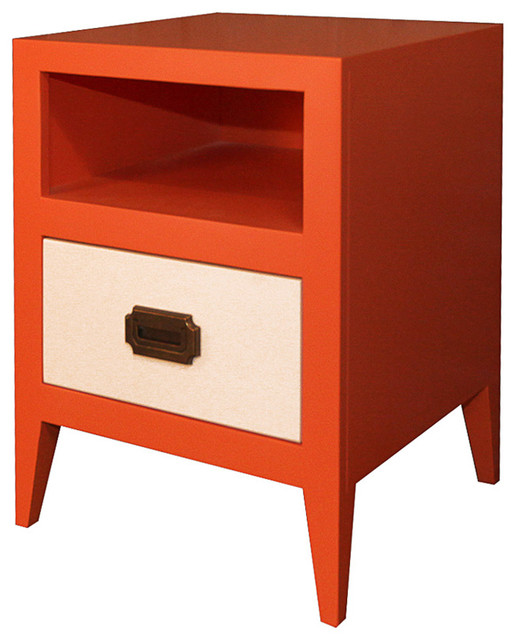 Unique Contemporary Nightstands And Bedside Tables by Newport Cottages
