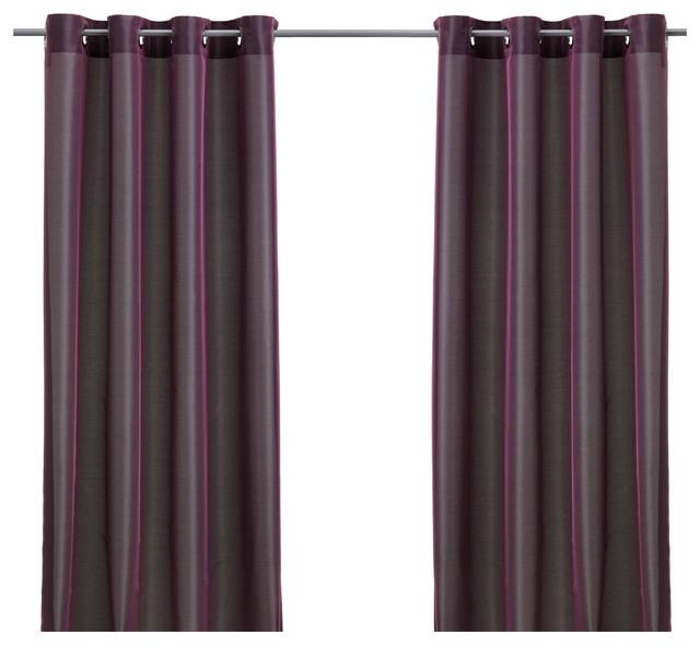 p rlbuske minimalistisch gardinen vorh nge von ikea. Black Bedroom Furniture Sets. Home Design Ideas