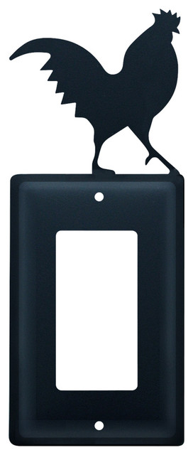 Village Wrought Iron Inc Single Gfi Cover Switch