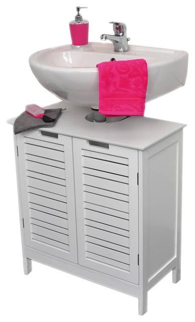 Freestanding Non Pedestal Under Sink Vanity Cabinet Bath