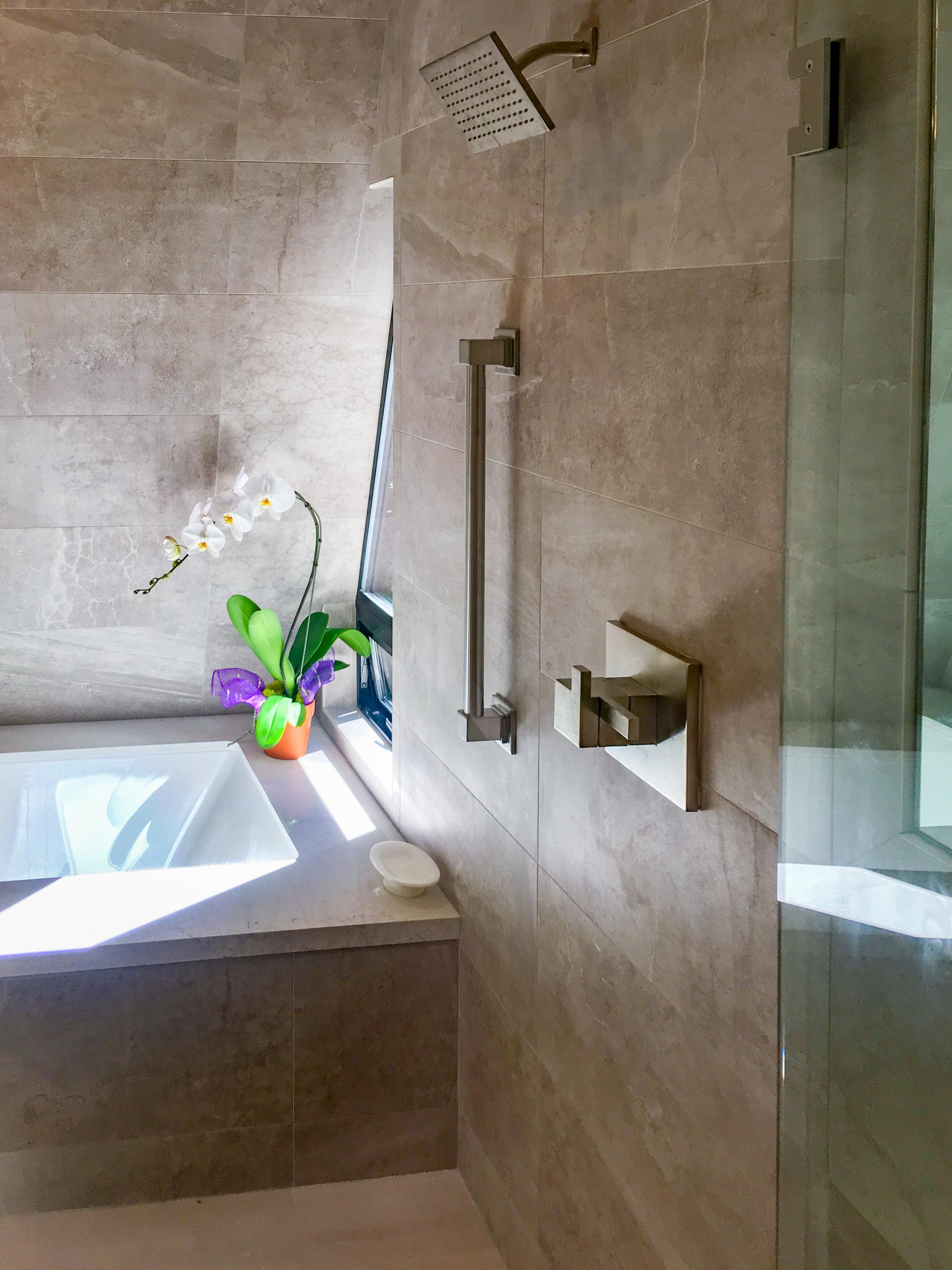 Wet Room Bathroom Remodel