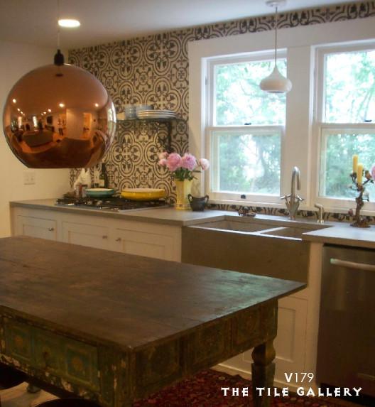studio 4 cement tile. Black Bedroom Furniture Sets. Home Design Ideas