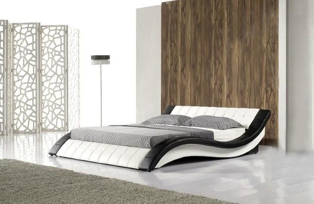 apollo platform bed - modern - bedroom - houston -k&d home and