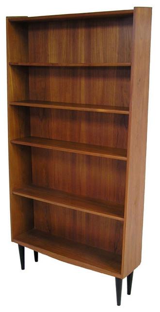 1960s DANISH TEAK BOOKSHELF - Scandinavian - Bookcases - Other - by Hoopers