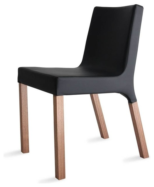 Blu Dot Knicker Chair, Black