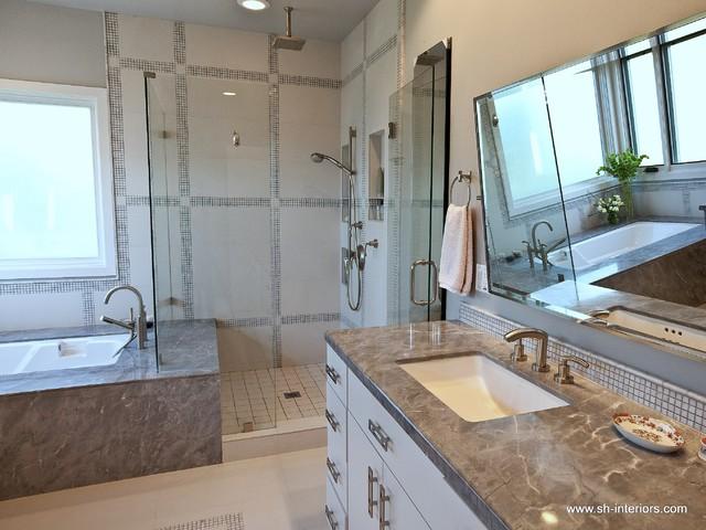 Bathroom Tub Shower Modern