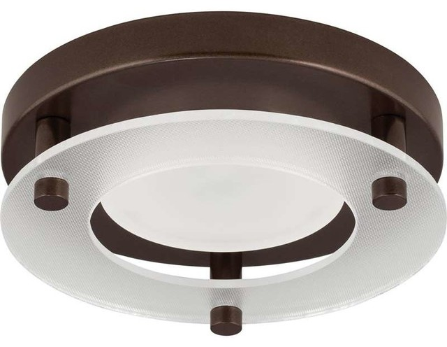 Progress Lighting Flush Mount Contemporary Flush Mount Ceiling Lighting