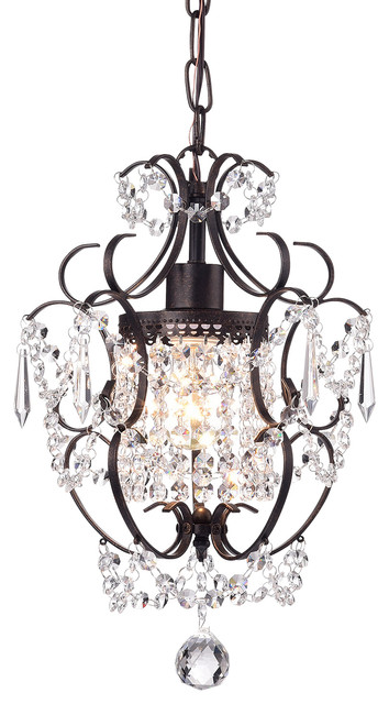 Edvivi Amorette Chandelier Antique Bronze View In