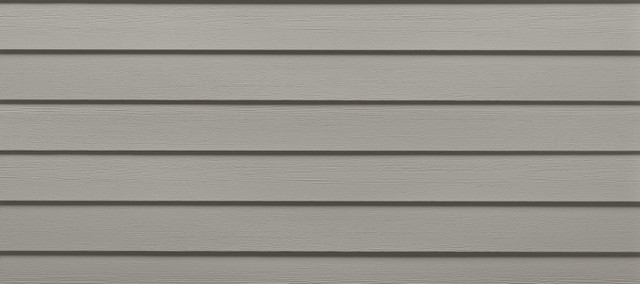 Allura Cedar Lap Siding Granite Gray