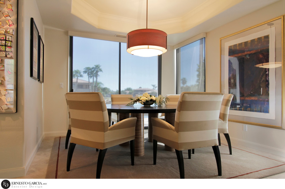 2012 FIRST PLACE WINNER * ASID AWARD - Dining Room