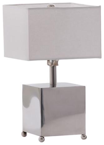 Scatola Table Lamp, Polished.