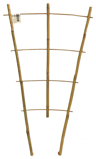 Bamboo Ladder Trellis 5 Tier, 60.