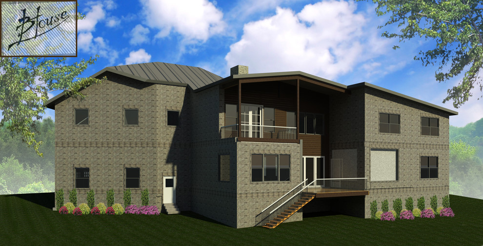 Rendering - Lake Side