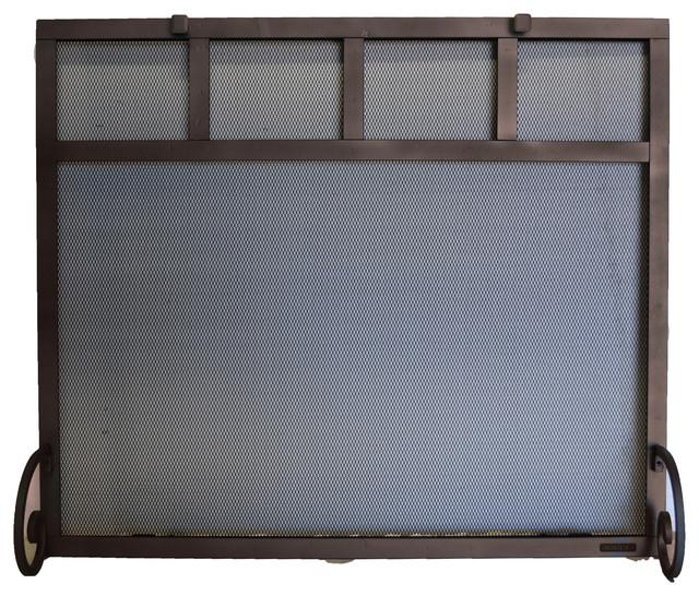 Leaves 3-Fold Screen