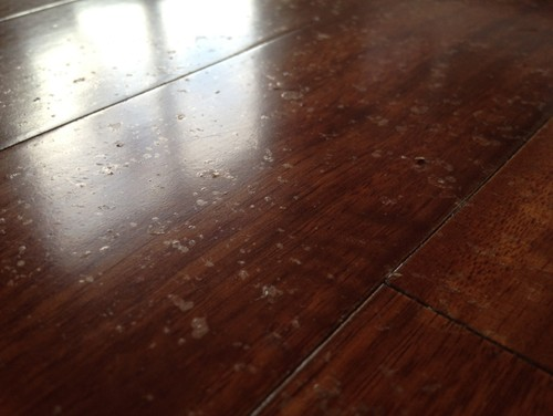 Is Woca / Bona Suitable For Refinishing My Condo Engineered Wood Floor