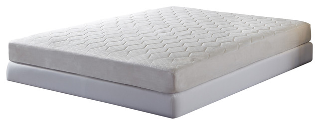 "Pure Rest 8"" Memory Foam Mattress, Full."