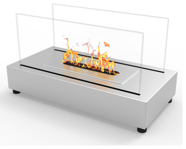 Regal Flame Utopia Ventless Tabletop, Portable Tabletop Fireplace