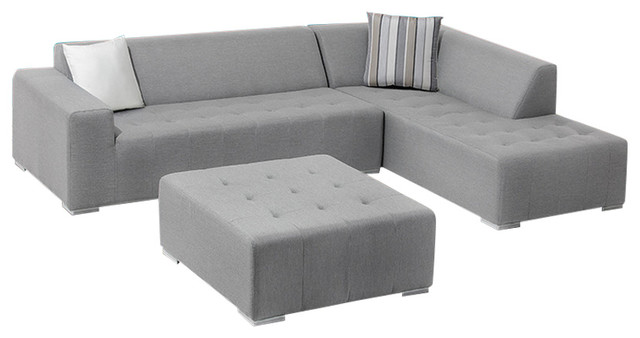 Ove Ego 3-Piece Outdoor Sectional.