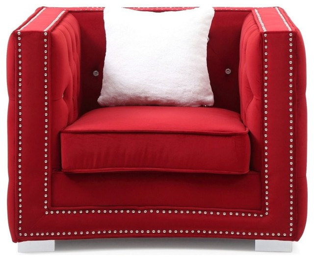Surprising Chair Red Velvet Ocoug Best Dining Table And Chair Ideas Images Ocougorg