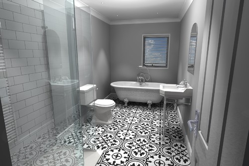 Main bathroom ideas for Main bathroom remodel ideas