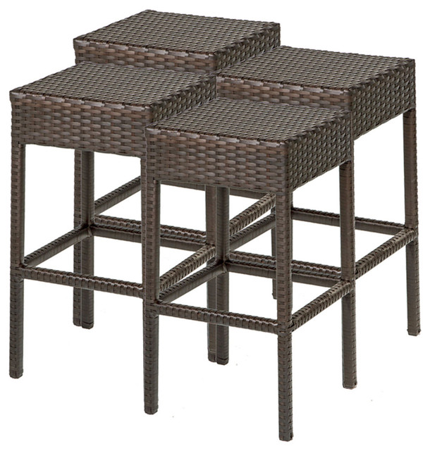 Classic bar stools tropical outdoor bar stools and counter stools by design furnishings - Classic bar counter design ...