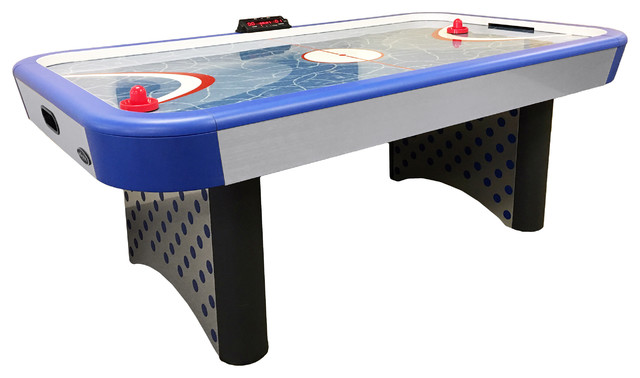 Imperial Air Hockey Table, Playmaker, 7u0027 Contemporary Game Tables