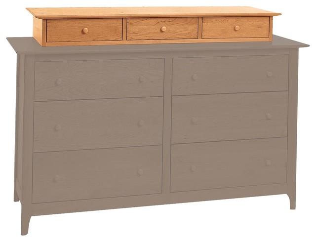 Copeland Furniture Sarah Accessory Case, Natural Cherry.