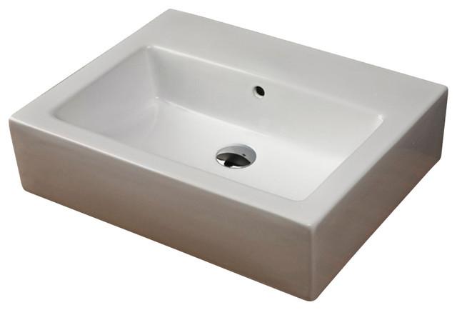 Lacava Aquagrande Collection, White.