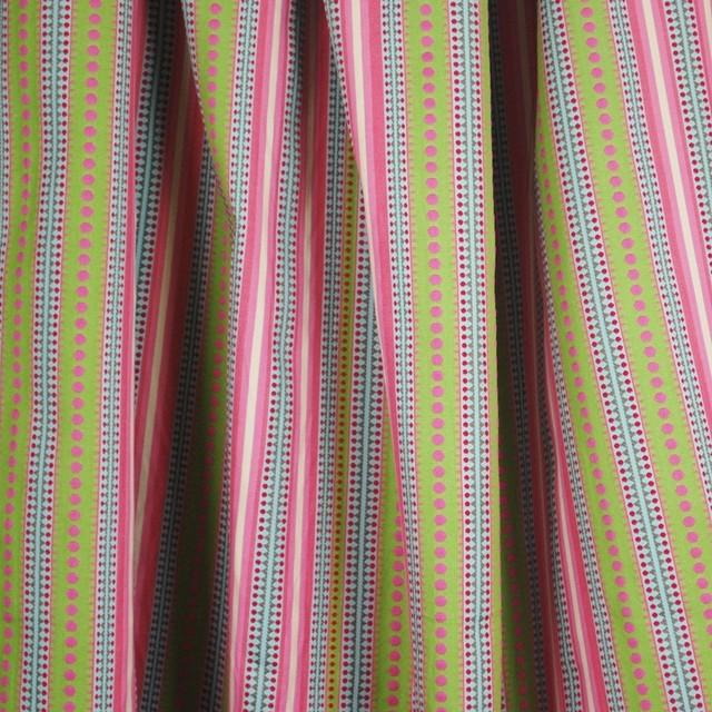Chanda Stripe Multi Annie Selke Fabric