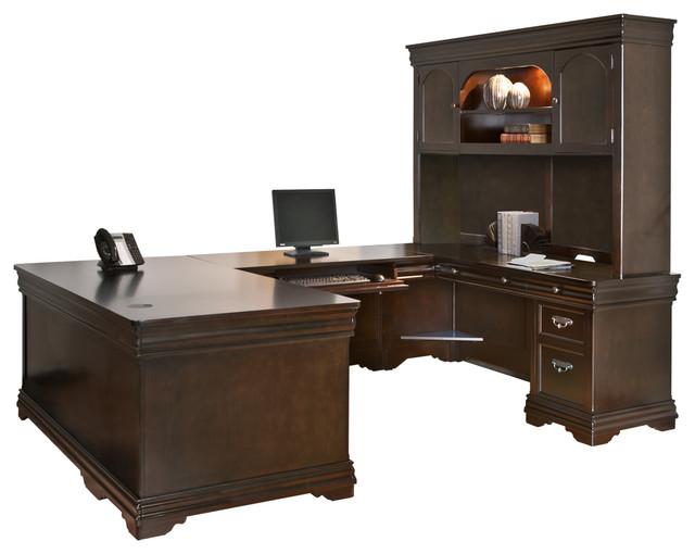 Beaumont U-Shaped Desk.
