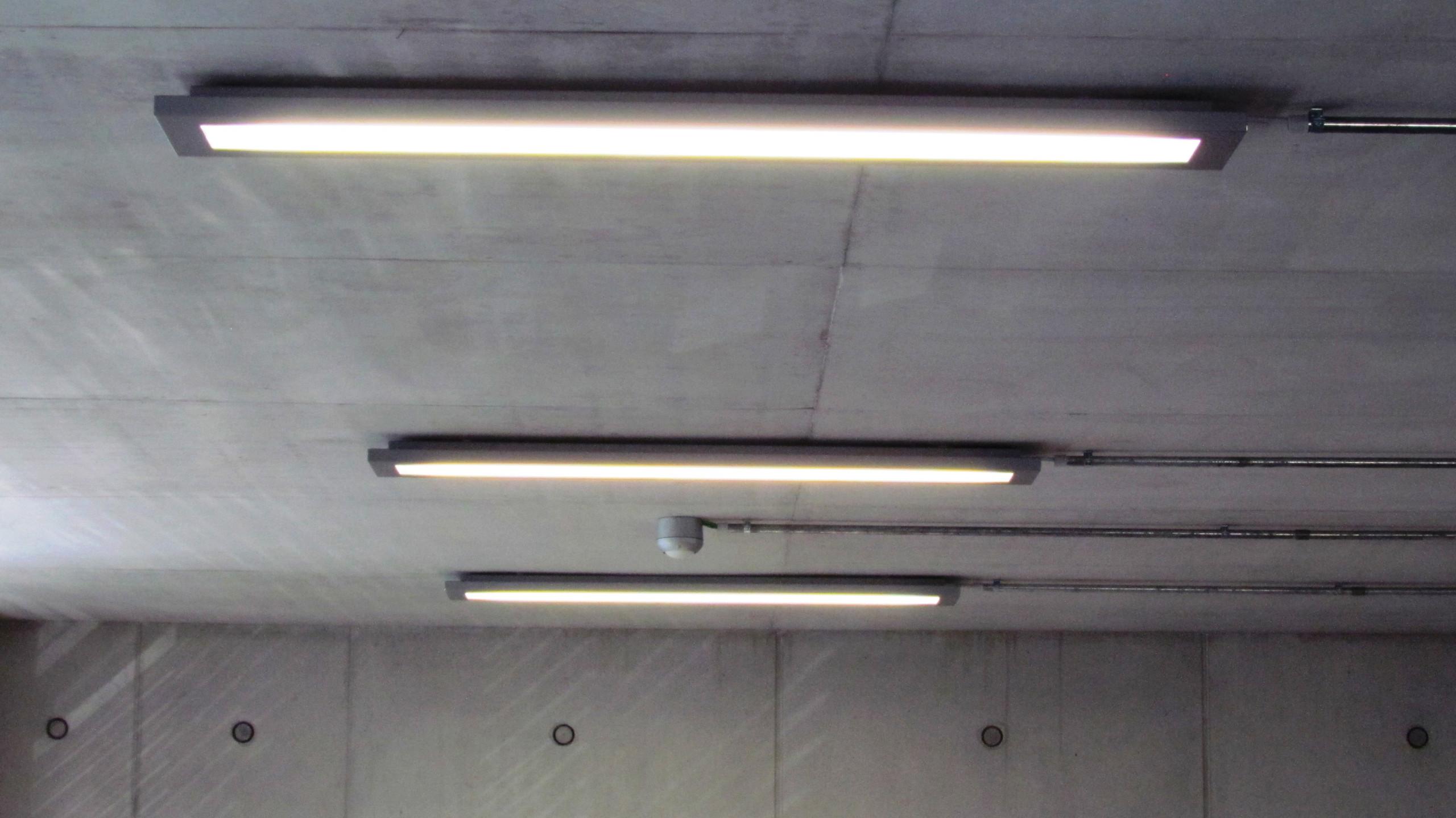 Beispiel I Beleuchtung