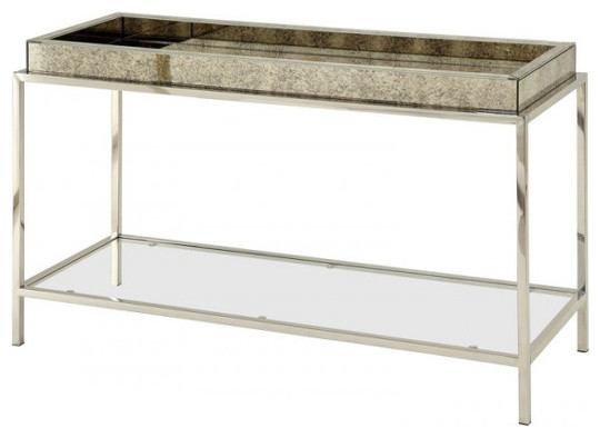 Marlena Tray Top Console Table 78640 Console Tables By
