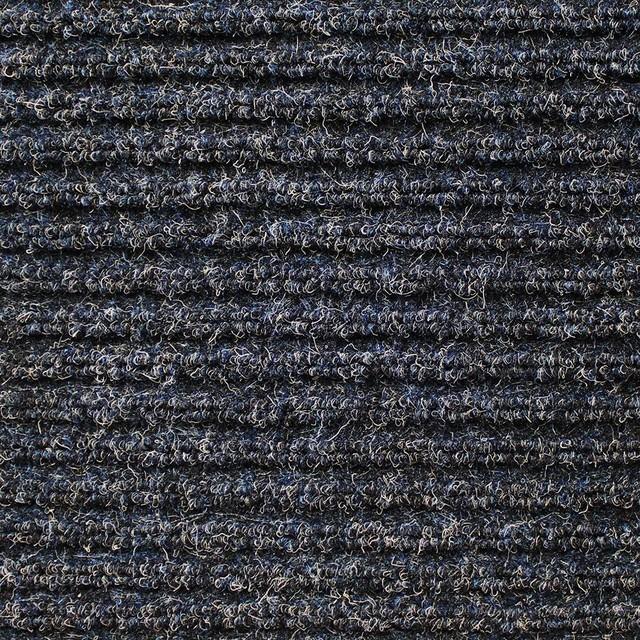 Heavy Duty Carpet Runner Stormy Blue