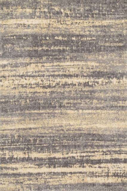 Loloi Discover Collection Rug Gray And Gold 3u00276
