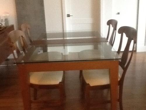 Relooker salle manger - Relooker chaise bois ...