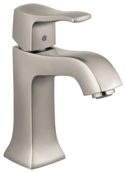 Hansgrohe Metris Centerset Bathroom Faucet 31077001 Transitional