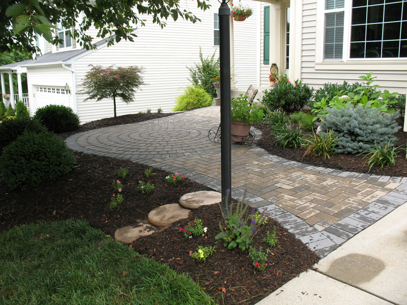 Hardscapes - Patios, decks, walkways