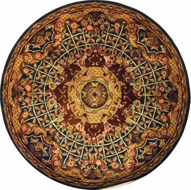 5x8 Hamadan Authentic Rugs Deals Direct Handmade Persian: European Classic Area Rug