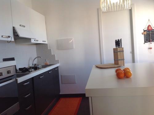 colore parete cucina