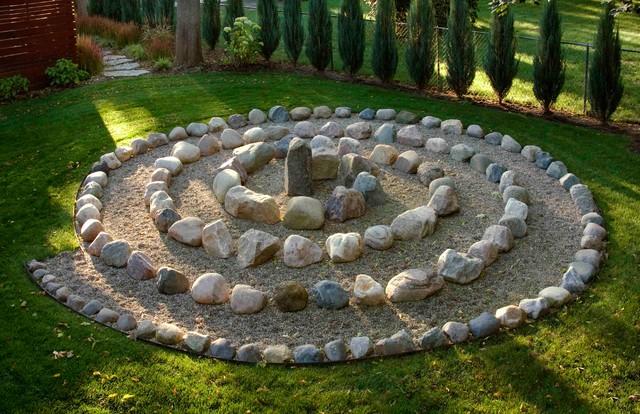 Zen Gardens Serene Outdoor Spaces, Zen Garden Sculptures