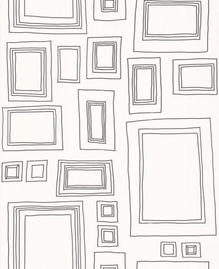 black and white frames wallpaper roll contemporary contemporary wallpaper