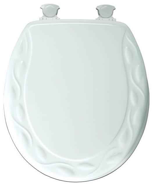Mayfair Toilet Seat 2 Quot X15 Quot X19 Quot Transitional Toilet