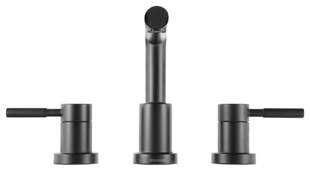 Speakman Neo SB-1021-E-MB Widespread Faucet