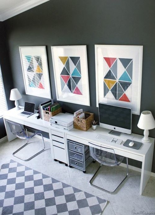 Turn That Unused Room Of The House Into This: Alright, Turning (unused) Dining Room Into Office Area