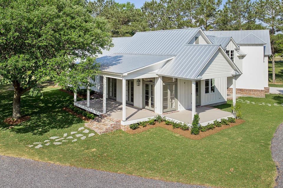 Real Louisiana Farm House