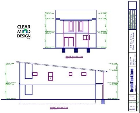 4030 Forest (architectural plans)