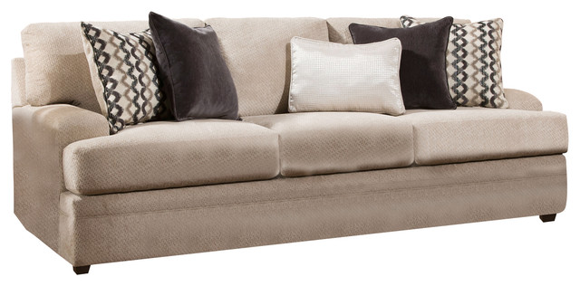 Miraculous Simmons Upholstery Bellamy Putty Sofa Pdpeps Interior Chair Design Pdpepsorg