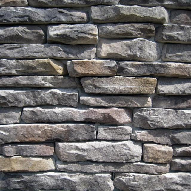 10 Sq. Ft. Flats Rustic Ledge Stone
