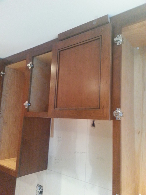 Crown Molding On Kitchen Cabinets   Yes Or No?
